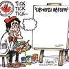 Today's cartoon: Electoral reform?